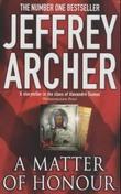 """""""A matter of honour"""" av Jeffrey Archer"""