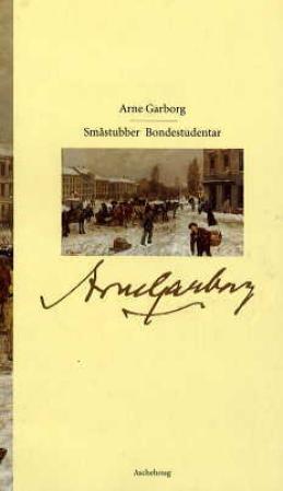 """""""Skrifter i samling. Bd. 1"""" av Arne Garborg"""