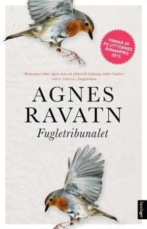 """Fugletribunalet - roman"" av Agnes Ravatn"