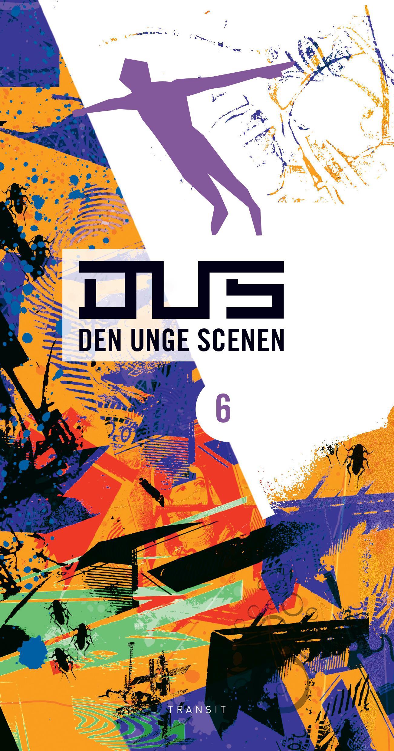 """""""Dus - den unge scenen 6"""" av Agate Øksendal Kaupang"""