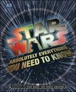 """""""Star wars absolutely everything you need to know"""""""