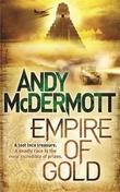 """Empire of gold"" av Andy McDermott"
