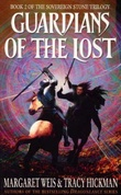 """Guardians of the lost - the sovereign stone trilogy"" av Margaret Weis"