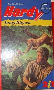 """""""Jungelligaen ; I underverdenen"""" av Franklin W. Dixon"""