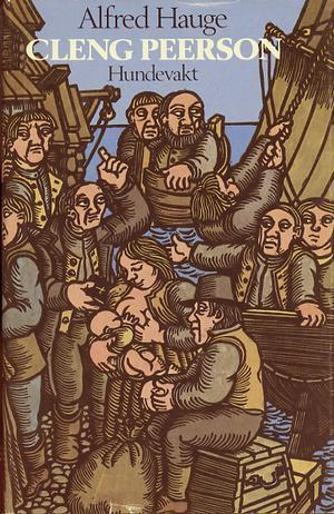 """""""Cleng Peerson - bd 1"""" av Alfred Hauge"""