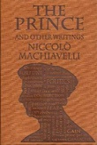 """The prince and other stories"" av Niccolò Machiavelli"