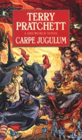 """Carpe jugulum - a Discworld novel"" av Terry Pratchett"