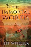 """The Immortal Words - The Grave Kingdom #3"" av Jeff Wheeler"