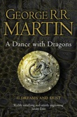 """A Song of Ice and Fire (5) - A Dance With Dragons - Part 1 Dreams and Dust"" av George R. R. Martin"