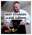 """""""Alene hjemme - kokebok for små husholdninger"""" av Bent Stiansen"""