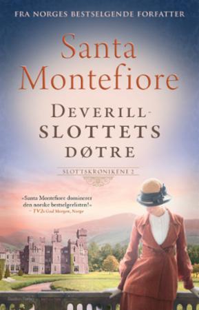 """""""Deverillslottets døtre"""" av Santa Montefiore"""