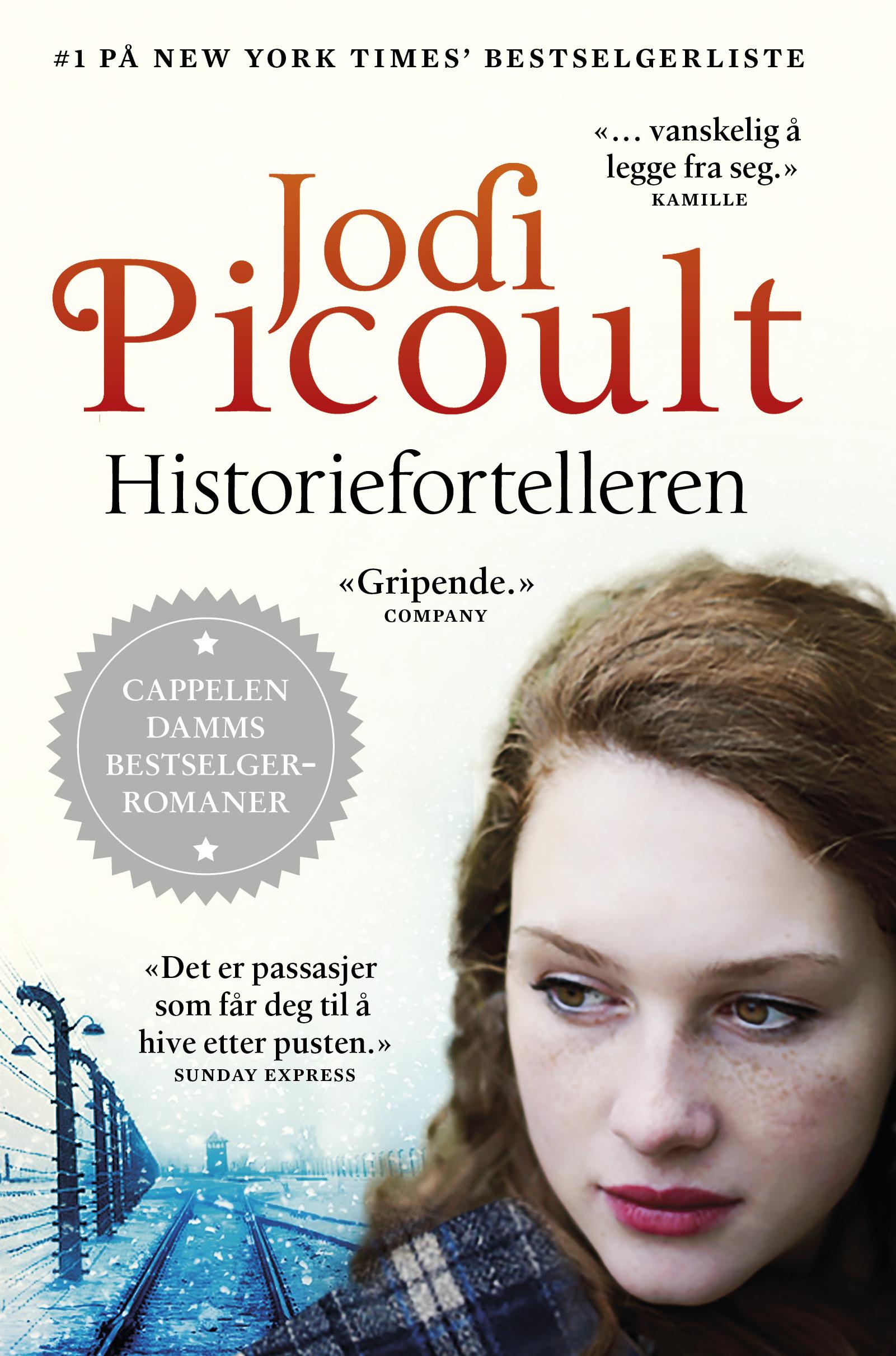 """""""Historiefortelleren"""" av Jodi Picoult"""