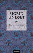 """""""Essays og artikler - 1920-1929"""" av Sigrid Undset"""