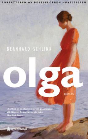 """Olga - roman"" av Bernhard Schlink"