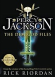 """Percy Jackson - the demigod files"" av Rick Riordan"