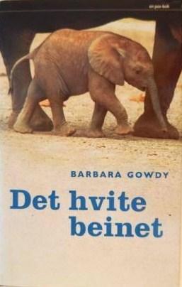 """""""Det hvite beinet"""" av Barbara Gowdy"""