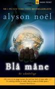 """""""Blå måne"""" av Alyson Noël"""