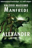 """""""Alexander - verdens ende"""" av Valerio Massimo Manfredi"""