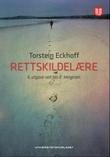 """""""Rettskildelære"""" av Jan E. Helgesen"""