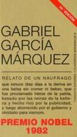 """""""Relato De UN Naufrago (Cuadernos marginales)"""" av Gabriel Garcia Marquez"""
