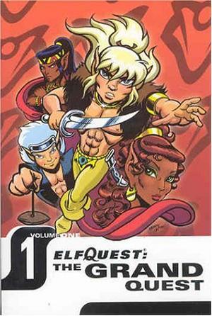 """ElfQuest - The Grand Quest - Volume 1"" av Wendy Pini"