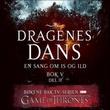 """Dragenes dans - bok V - del II"" av George R.R. Martin"