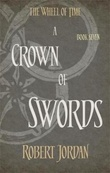 """A crown of swords - book seven of The wheel of time"" av Robert Jordan"