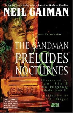 """The Sandman Vol. 1 - Preludes and Nocturnes"" av Neil Gaiman"