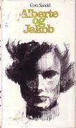 """""""Alberte og Jakob"""" av Cora Sandel"""