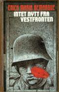 """Intet nytt fra Vestfronten"" av Erich Maria Remarque"