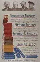 """""""De fire store. Bd. 1-16"""" av Bjørnstjerne Bjørnson"""