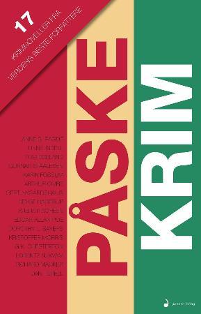 """""""Påskekrim - 17 kriminalnoveller"""" av T.B. Hansen"""