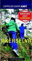 """""""Akerselva - barnas eget turkart"""""""