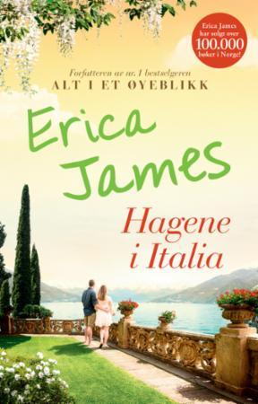 """""""Hagene i Italia"""" av Erica James"""