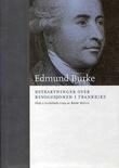 """""""Betraktninger over revolusjonen i Frankrike"""" av Edmund Burke"""