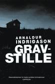 """""""Gravstille"""" av Arnaldur Indriðason"""