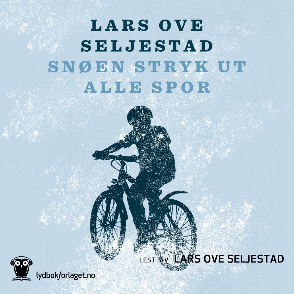 """""""Snøen stryk ut alle spor"""" av Lars Ove Seljestad"""