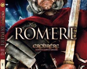 """""""Romere"""" av Simon Adams"""