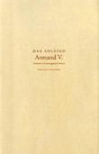 """""""Armand V. - fotnoter til en uutgravd roman"""" av Dag Solstad"""