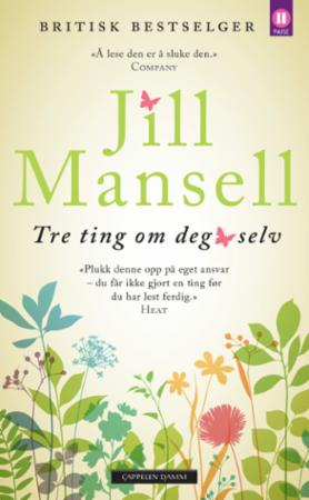 """""""Tre ting om deg selv"""" av Jill Mansell"""