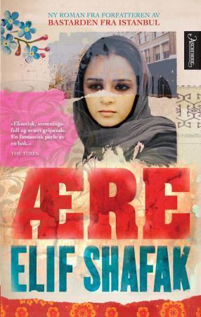 """""""Ære - roman"""" av Elif Shafak"""