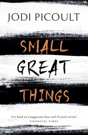 """Small great things"" av Jodi Picoult"