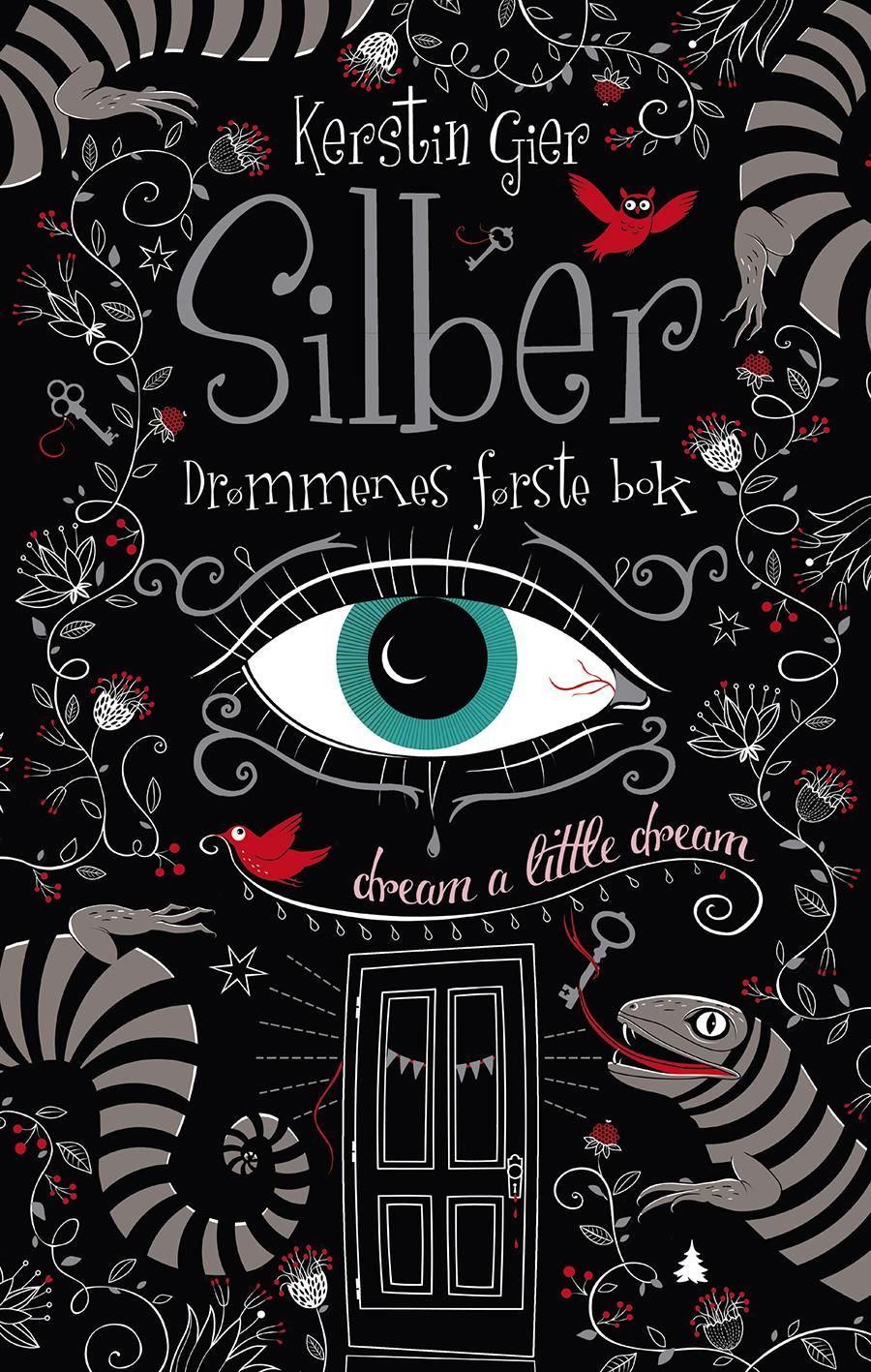 """""""Silber - drømmenes første bok"""" av Kerstin Gier"""