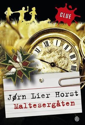 """""""Maltesergåten"""" av Jørn Lier Horst"""