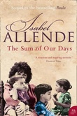 """The sum of our days"" av Isabel Allende"