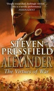 """Alexander - the virtues of war"" av Steven Pressfield"