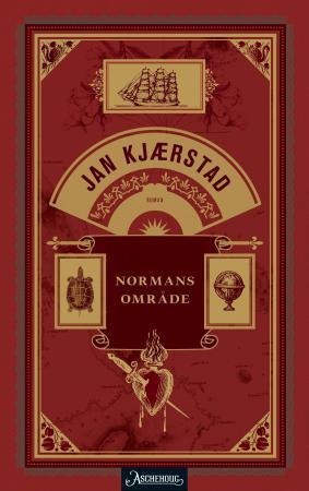 """""""Normans område - roman"""" av Jan Kjærstad"""