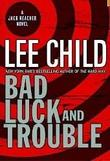 """""""Bad luck and trouble"""" av Lee Child"""