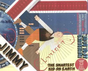 """""""Jimmy Corrigan - The Smartest Kid on Earth"""" av Chris Ware"""