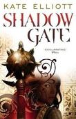 """""""Shadow Gate - Crossroads 2"""" av Kate Elliott"""